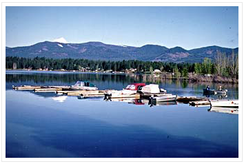 Pine Hollow Lakeside Resort & RV Park | Wamic, OR